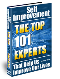 """Self Improvement:  The Top 101 Experts That Help Us Improve Our Lives"""