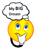 Clearly Define Your BIG Dream for A Happy Success
